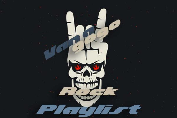 Vanagogo playlist rock